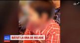 Pro Tv: Elev bătut de profesorul de religie, pentru că nu a vrut să își facă semnul crucii