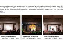 """Un teatru din București își promovează în mod bizar un spectacol pentru elevi: """"Te salvează de corvoada cititului"""""""