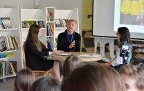 """Talk-show cu Florin Segărceanu la Avenor College: """"Să fii alături de Simona Halep este un lucru incredibil!"""""""