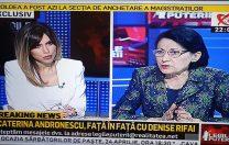 """Ecaterina Andronescu: """"Încercăm să nu mai avem mai mult de 25 de elevi într-o clasă"""""""