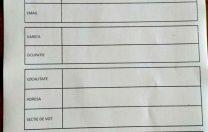 Iulian Bulai (USR): Profesorii din Neamț au primit formulare în care sunt întrebați ce cred despre PSD