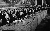 """Cine au fost """"părinții fondatori"""" ai Uniunii Europene? Luptători din rezistență, avocați sau parlamentari"""