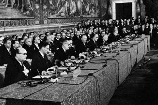 părinții fondatori Uniunea Europeana