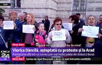 Digi 24: ISJ Arad cere explicații despre participarea elevilor la protestele împotriva premierului Dăncilă