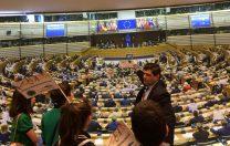 Educație pentru cetățenie europeană – Vizita tematică la instituțiile UE
