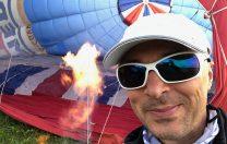 Avenor College:  Andrei Roșu vrea să stabilească 3 recorduri mondiale la zborul cu balonul