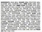 """Test de chimie alimentară: """"Voi ați oferi copilului spre consum ceva ce conține aceste ingrediente?"""""""