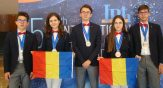 Lotul olimpic de fizică al României este compus, integral, din elevi de la un liceu privat