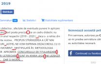 Profesorii care au picat Titularizarea protestează printr-o petiție online. Plină de greșeli gramaticale și de punctuație