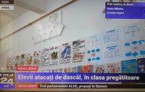 Digi 24: O profesoară și-a atacat elevii de la clasa pregătitoare cu spray lacrimogen