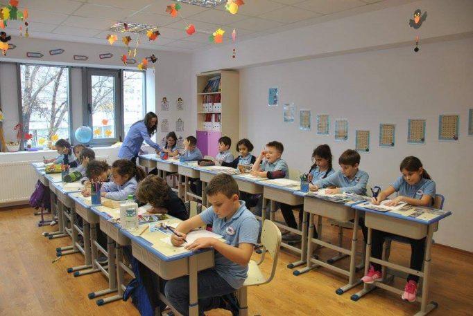 sala de clasa scoala primara