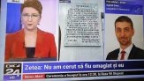 Șeful CJ Maramureș: Plăcuța cu numele Vioricăi Dăncilă, de la școala din Dragomirești, va fi relocată într-un spațiu privat