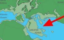 Marea Adria, noul continent descoperit sub Europa