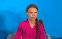 """""""Cum îndrăzniți?!"""" Discurs emoțional ținut de activista Greta Thunberg în fața liderilor lumii"""