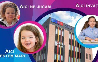 Școala Gimnazială Kids Palace, Sector 4, București