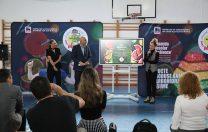 """""""Mănânc Corect, sunt Mega Sănătos"""": proiect educațional derulat de Mega Image în 100 de școli"""
