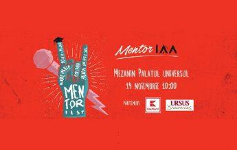 Hai la prima ediție MentorFEST!