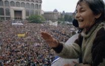 Doina Cornea, profesoara de franceză care a predat în România o lecție de libertate