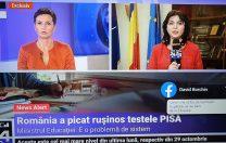 """Monica Anisie: """"Nu trebuie să fim neapărat îngrijorați de această evaluare a testelor PISA"""""""
