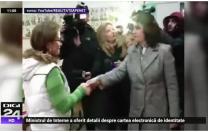 """Monica Anisie, mesaj de scuze după vizita în Ialomița: """"Nu am fost atentă la prezența presei și expunerea copiilor"""""""