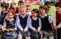 La Şcoala Internaţională King George au început înscrierile pentru clasa pregătitoare