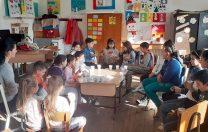 Exemplu emoționant în campania #toatășcoalacitește: Elevii care au o singură carte