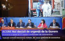BREAKING NEWS Ludovic Orban, anunț oficial:  Școlile vor fi închise în perioada 11-22 martie