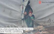 IMAGINI ÎN PREMIERĂ Copiii războiului din Siria: 500.000 de orfani, infirmi sau refugiați rămași fără casă