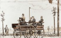 29 aprilie 1882: Elektromote a fost testat la Berlin