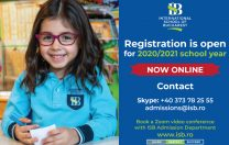 International School of Bucharest's Admissions Department is Online