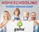 HOMESCHOOLING: Învățăm împreună acasă