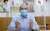 Prima școală echipată anti-COVID de primarul Daniel Băluță este cea la care predă mama sa