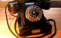 """18 mai 1923: Telefonul cu disc """"sună"""" pentru brevet în Franța"""