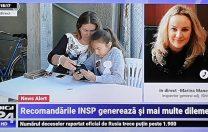 Marina Manea (ISMB): Cea mai mare parte a părinților din București optează pentru pregătirea examenelor online