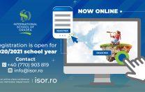 International School of Oradea a început înscrierile online pentru anul școlar 2020-2021