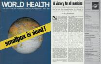 8 mai 1980: Eradicarea Variolei. De la vaccinare, iaca, tacticoasă vine vaca