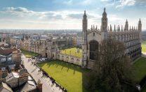 Universitatea Cambridge anunță că va continua cursurile online și în anul universitar 2020-2021