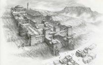 12 mai 2004: Arheologii descoperă ruinele Bibliotecii din Alexandria