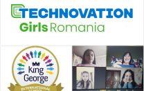 Şcoala Internaţională King George participă la Technovation Girls Romania