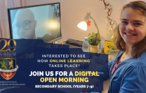 Experimentează cursurile online la International British School of Bucharest!