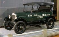 26 mai 1927: Mașina care a dominat secolul XX  își încheie cariera