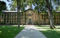 Universitatea Princeton dă jos numele lui Woodrow Wilson de pe o clădire. Motivul: rasismul fostului președinte SUA