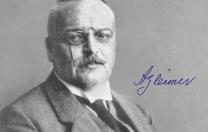 14 iunie 1864: se naște Alois Alzheimer