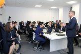 Premieră în învățământul românesc: curs de diplomație digitală pentru elevi, predat de diplomați de rang înalt