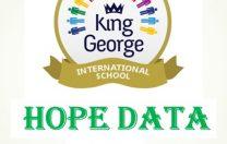HOPE DATA – aplicaţia propusă de Şcoala Internaţională King George la Technovation Girls Romania