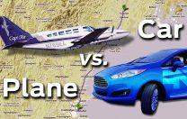 Anul acesta, e mai bine să mergem în vacanță cu mașina sau cu avionul? Ce spune un profesor de la Harvard