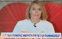 "Andreea Esca: ""Da, am fost bolnavă de COVID-19"""