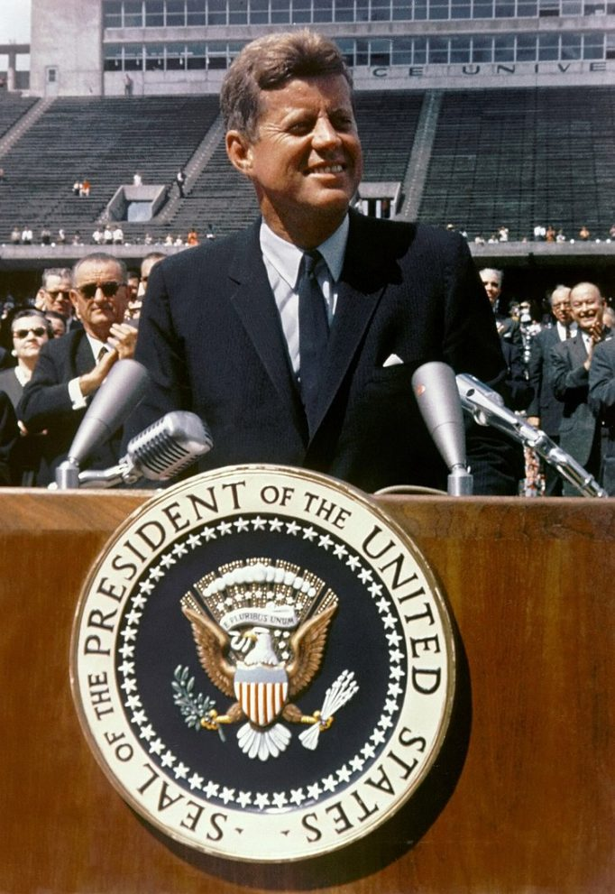 Discurs JFK la Rice University