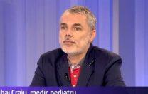 Dr. Mihai Craiu: Antibioticele nu se prescriu la copiii asimptomatici sau cu simptome minore de COVID-19