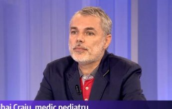 Dr. Mihai Craiu: Spre deosebire de gripă, rolul copiilor în răspândirea COVID-19 pare a fi extrem de redus